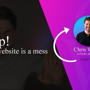 Help my website is a mess! the issues that plague goal-less websites