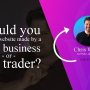 Should I get my website developed by an agency or sole trader? |  Part 2/2