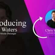 Chris Waters Website Designer | Introduction