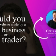 Should I get my website developed by an large business or sole trader? |  Part 1/2